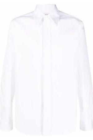 Alexander McQueen Long-sleeve button-fastening shirt