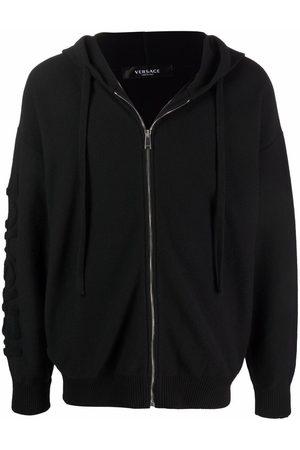 VERSACE Muži S dlouhým rukávem - Long-sleeve zip-fastening hoodie
