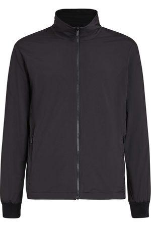 Z Zegna Muži Bombery - Reversible zip-front jacket