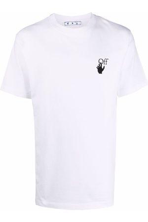 OFF-WHITE Muži S krátkým rukávem - Faded Arrow print T-shirt