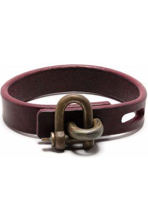 PARTS OF FOUR Restraint-charm bracelet