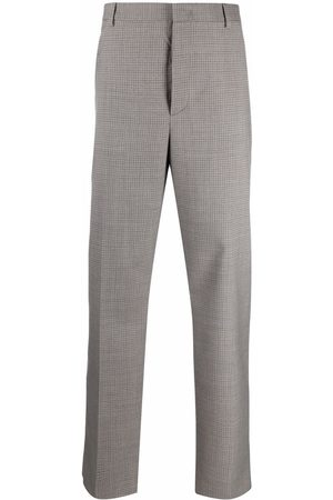 VALENTINO Houndstooth pattern trousers
