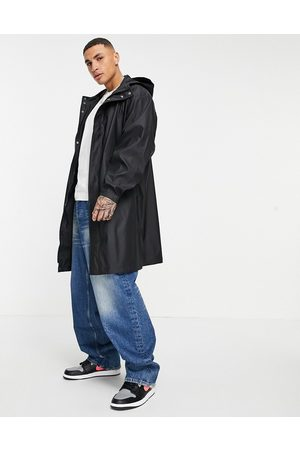 ASOS Muži Parky - Waterproof parka jacket in black