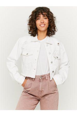 Tally Weijl Krátká džínová bunda