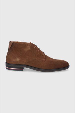 Tommy Hilfiger Semišové boty