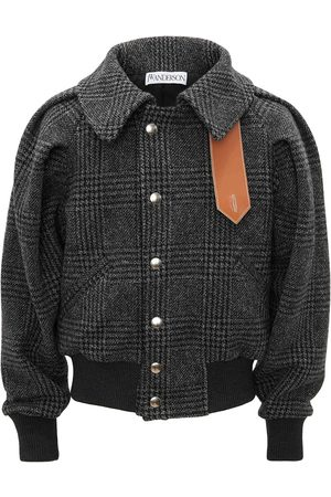 J.W.Anderson Muži Bombery - RUCHED SLEEVE BOMBER