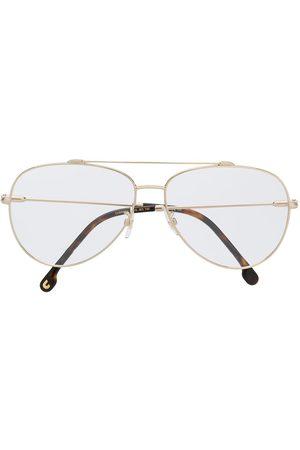 Carrera Aviator framed glasses
