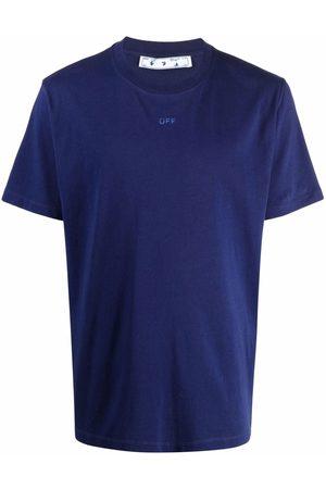 OFF-WHITE Arrows-print crew neck T-shirt