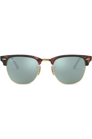 Ray-Ban Clubmaster branded sunglasses