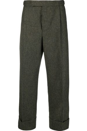 Thom Browne Tailored straight-leg trousers