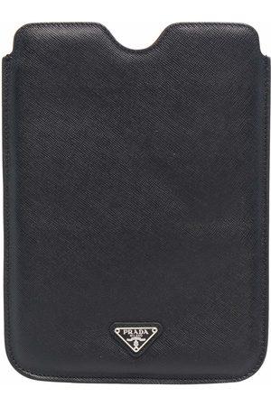 Prada Logo-plaque tablet cover