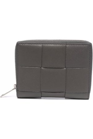 Bottega Veneta Muži Peněženky - Intrecciato zipped wallet