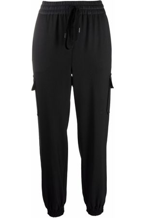 P.A.R.O.S.H. Elasticated cargo trousers