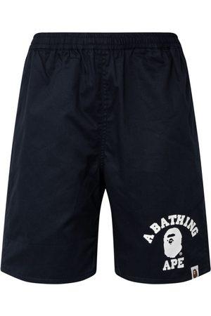 A BATHING APE® Colour Camo reversible shorts