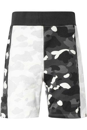 A BATHING APE® City Camo Sweat shorts