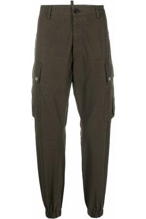Dsquared2 Muži Kapsáče - Cargo-pockets cotton trousers