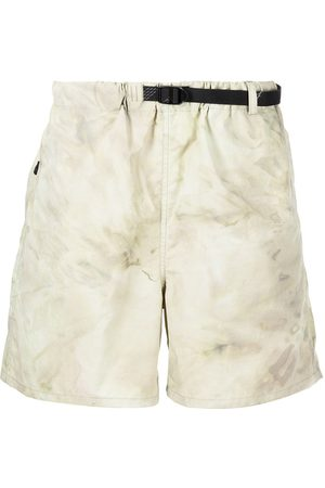 John Elliott Trail tie-dye bermuda shorts