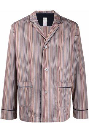 Paul Smith Striped drawstring pyjama bottoms