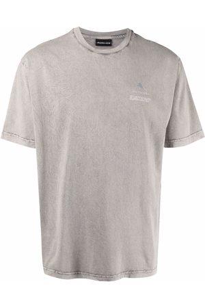 MAUNA KEA Logo crew-neck T-shirt