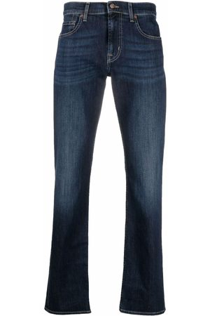 7 For All Mankind Muži Slim - Slim-cut jeans