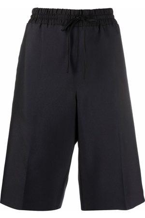 Jil Sander Ženy Bermudy - Crepe bermuda shorts