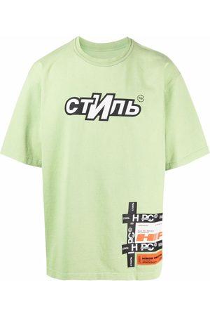 Heron Preston СТИЛЬ logo T-shirt