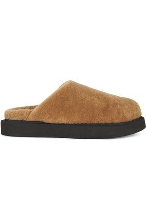 Giuseppe Zanotti Muži Pantofle - Wynter shearling slippers
