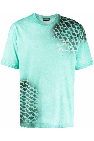 MAUNA KEA Muži S krátkým rukávem - Logo crew-neck T-shirt