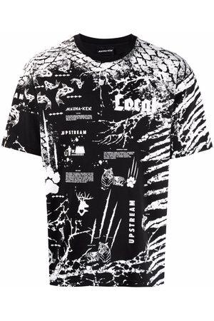 Mauna Kea Graphic print crew-neck T-shirt