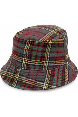 Philosophy Di Lorenzo Serafini Ženy Klobouky - Tartan-check wool bucket hat