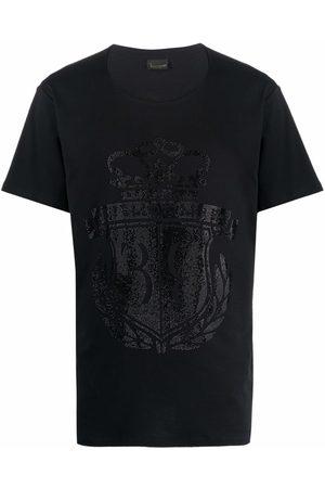BILLIONAIRE Muži S krátkým rukávem - Logo-print cotton T-Shirt