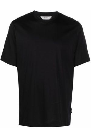 Z Zegna Round-neck cotton T-shirt