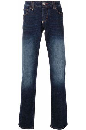 Philipp Plein Supreme Institutional straight jeans