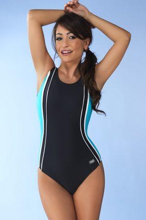 GWinner Ženy Jednodílné plavky - Dámské plavky Agata2 jednodílné