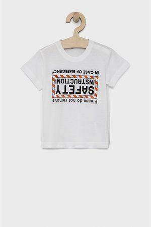 United Colors of Benetton Dětské bavlněné tričko
