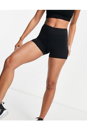 South Beach Fitness booty shorts in black