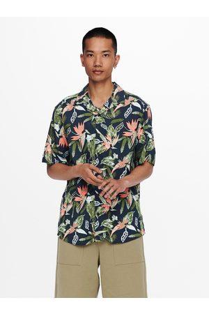 Only & Sons Vzorovaná košile s krátkým rukávem Klopp