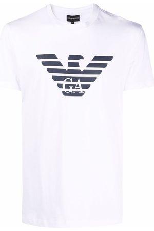Emporio Armani Eagle-logo T-shirt