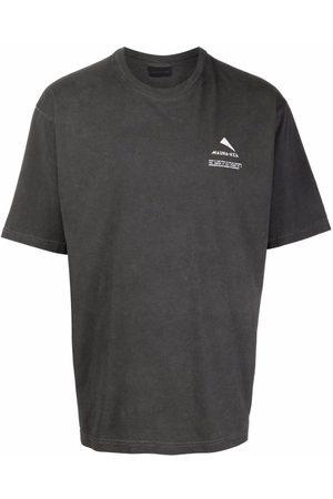 Mauna Kea Logo-print cotton T-shirt