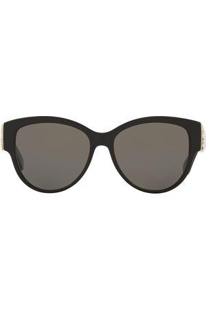 Saint Laurent Ženy Sluneční brýle - Monogram round-frame sunglasses
