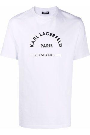 Karl Lagerfeld Logo-print T-shirt