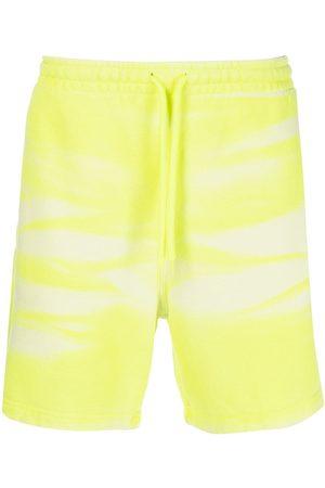 Alexander Wang Dyed drawstring shorts