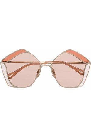Chloé Ženy Sluneční brýle - Gemma geometric sunglasses