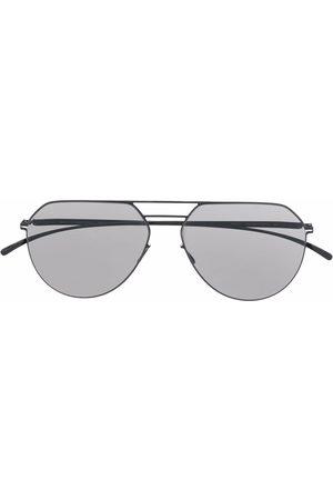 MYKITA+MAISON MARGIELA Aviator-frame sunglasses