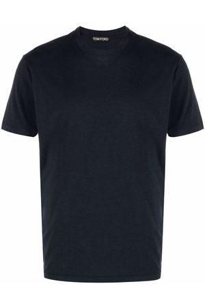 TOM FORD Muži S krátkým rukávem - Crew neck T-shirt