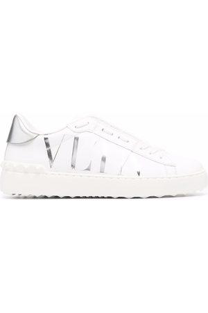 Valentino Garavani VLTN-print low-top sneakers
