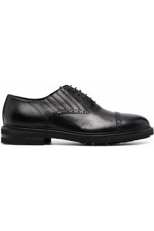 HENDERSON BARACCO Muži Do práce - Lace-up leather oxford shoes