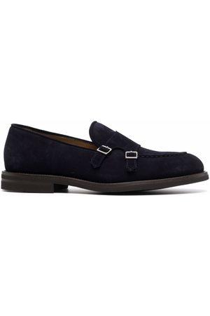 Henderson Baracco Muži Nazouváky - Buckle-detail loafers