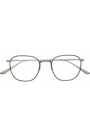 Oliver Peoples Sluneční brýle - Square-frame glasses