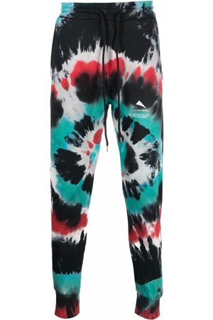 Mauna Kea Tie-dye print joggers